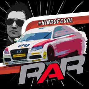 Rob Austin Racing A4 promo