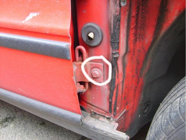 Audi Door Adjustment