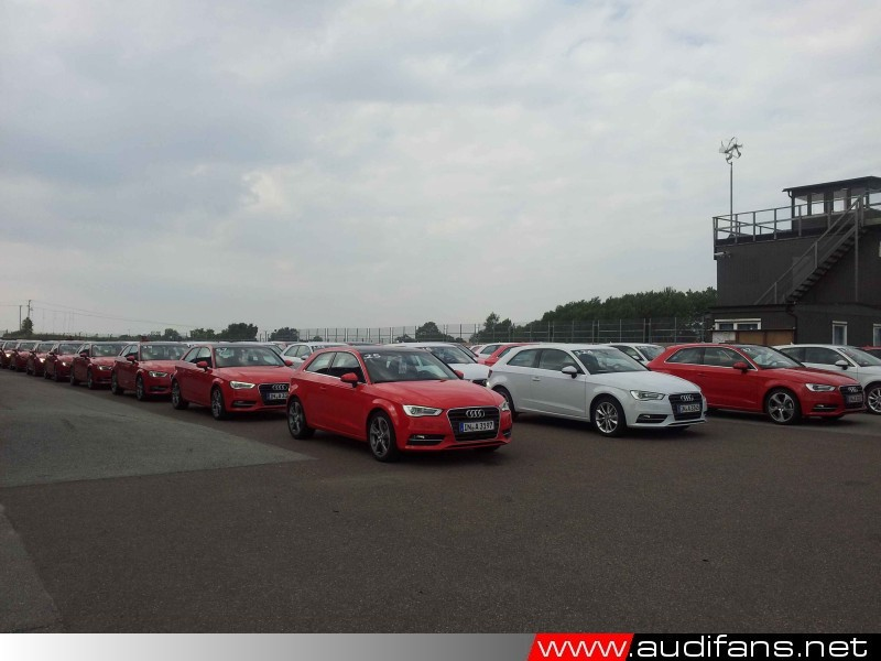 2012 A3 3 Door hatch- Tfsi & Diesel models