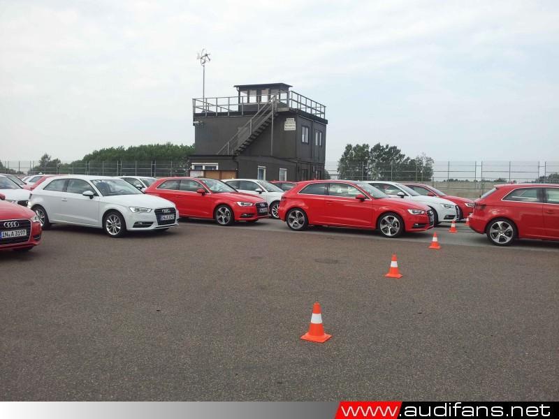 A3 Test Drive