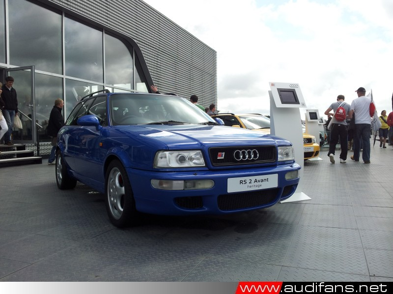 Audi RS2- photo Copyright Audifans.net 2012